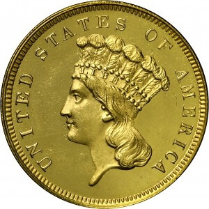 gold dollar obverse