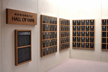 numismatic hall of fame