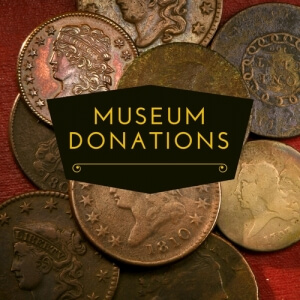 museum donations graphic