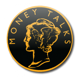 money talks logo transparent drop shadow