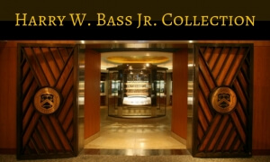 harry bass jr. collection exhibit at money museum