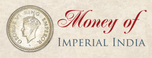 money of imperial india graphic