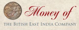money of the british east india company graphic