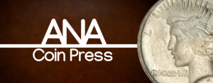 ANA COIN PRESS BLOG HOME PAGE BANNER