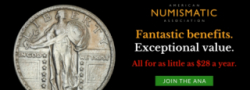 join the american numismatic association