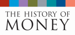 history of money banner